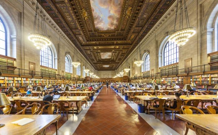 new york public library - Jorg Hackemann