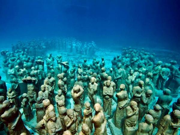 onderwater museum