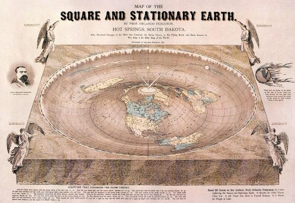 platte aarde
