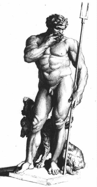 Intermezzo: Pluto, god van de onderwereld. Geen Olympiaan, maar toch ...