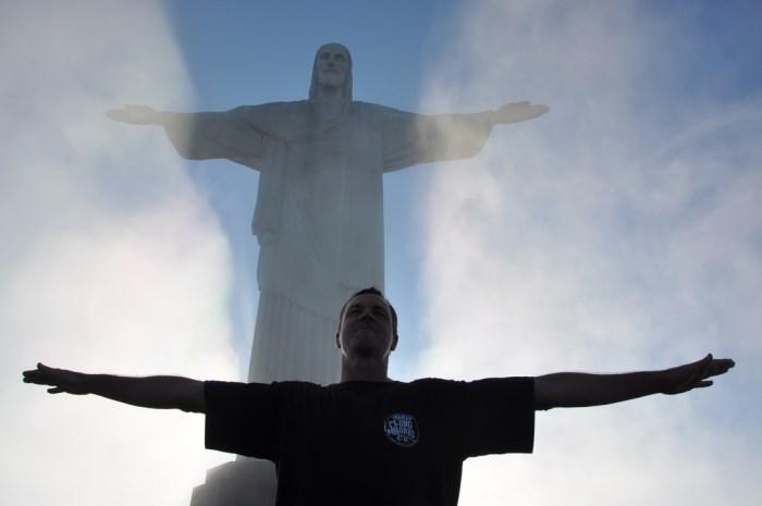 poseren als jezus