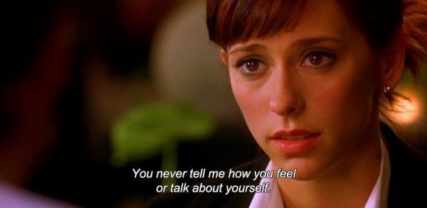 praat over jezelf
