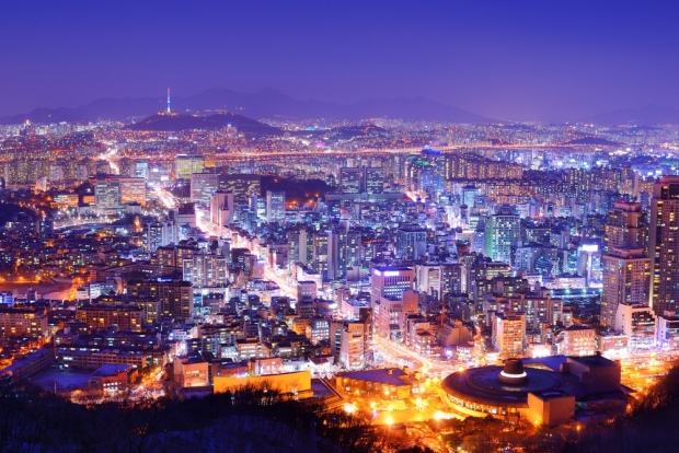 seoul zuid-korea
