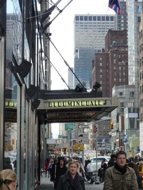 shoppen in new york