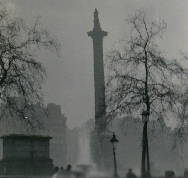 smog van londen