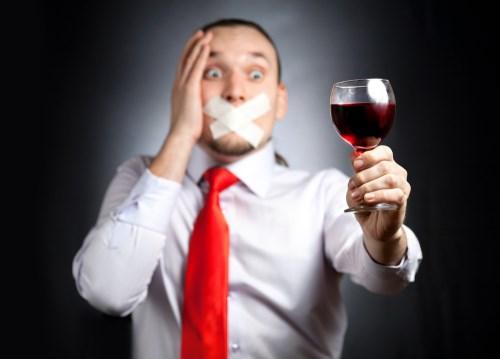 stoppen met drinken