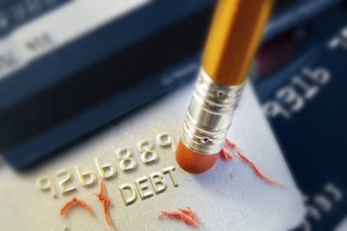 uit de schulden