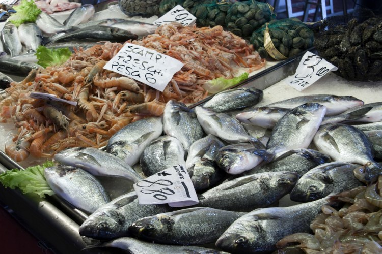 venetie vismarkt