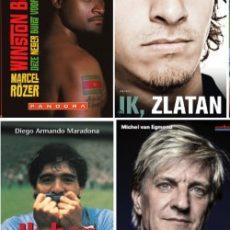 Top 10 Voetbalbiografieën (Boeken)
