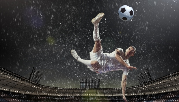 voetbal mannen