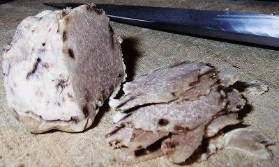 witte truffel
