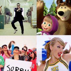 Top 10 Meest Bekeken YouTube Filmpjes Aller Tijden (2016)